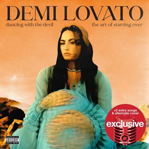 Demi Lovato Dancing With The Devil…The Art of Starting Over Album