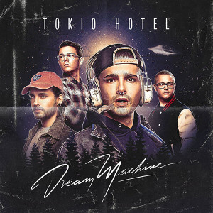 Tokio Hotel Dream Machine Album