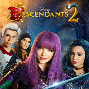 Descendants 2 Chillin' Like a Villain Lyrics