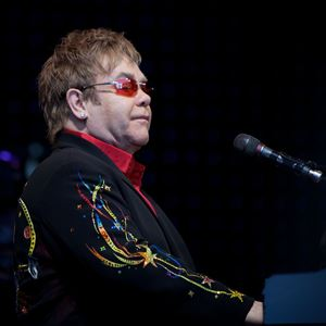 Elton John (I'm Gonna) Love Me Again Lyrics