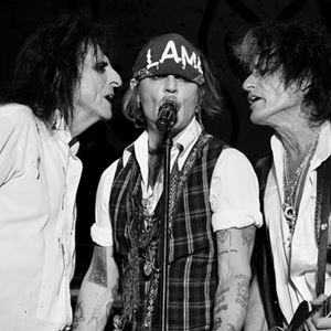 Hollywood Vampires Heroes Lyrics