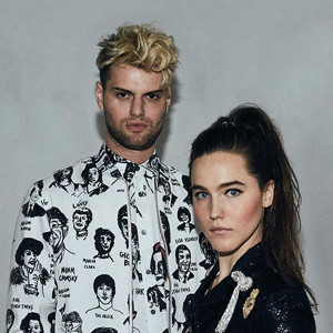 Sofi Tukker Last Weekend Songtext