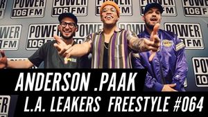 Anderson .Paak Anderson .Paak Freestyle | LA Leakers Freestyle #063 Lyrics