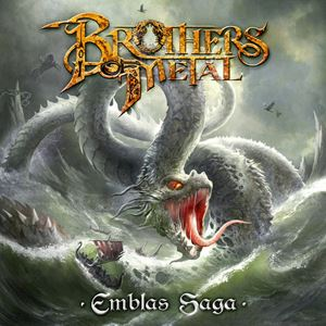 Brothers of Metal Emblas Saga Lyrics