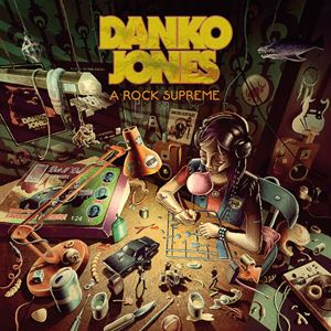 Danko Jones That Girl Lyrics