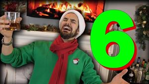 jacksfilms ROYALTY FREE CHRISTMAS MUSIC 6 Lyrics