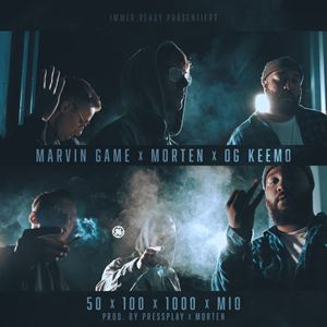 Marvin Game 50 x 100 x 1000 x Mio Songtext