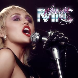 Miley Cyrus Midnight Sky Lyrics