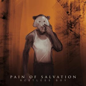 Pain of Salvation RESTLESS BOY Lyrics