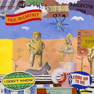 Paul McCartney I Don't Know Lyrics