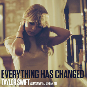 Taylor Swift Everything Has Changed Songtext