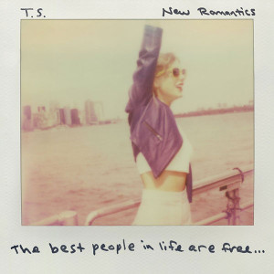 Taylor Swift New Romantics Songtext