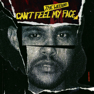 The Weeknd Can't Feel My Face Songtext
