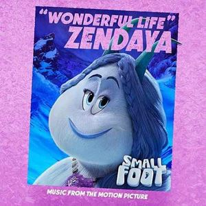 Zendaya Wonderful Life Lyrics